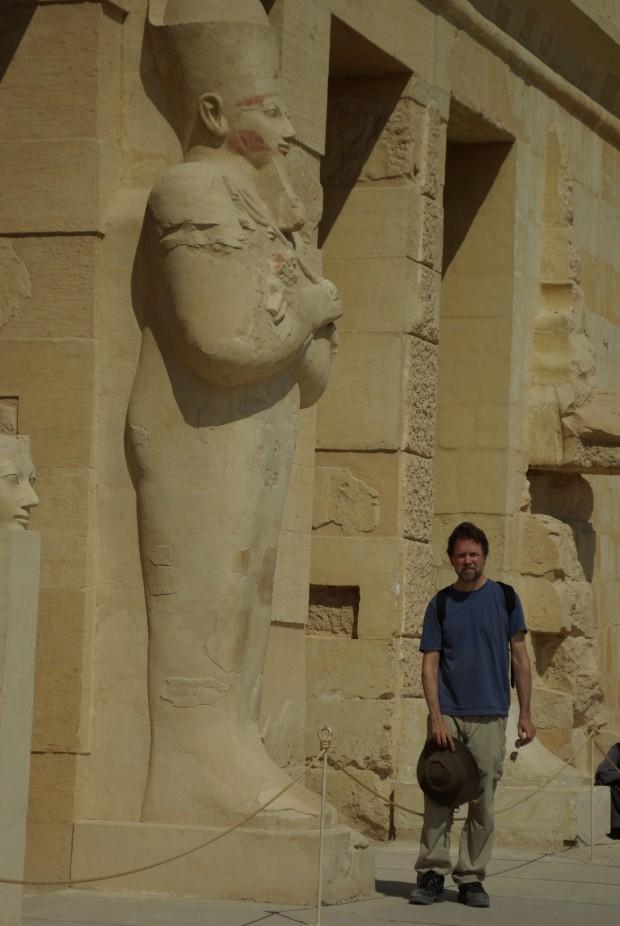 JFALTHOUSE AMON HATSHEPSUT, EGYPT