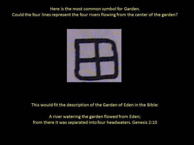 garden symbol